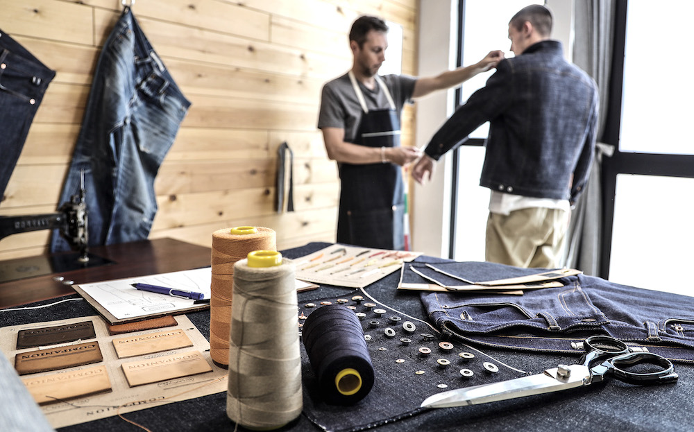Spanish denim brand founder Iu Franquesa explains how his custom denim business has stayed strong through the COVID-19 pandemic.