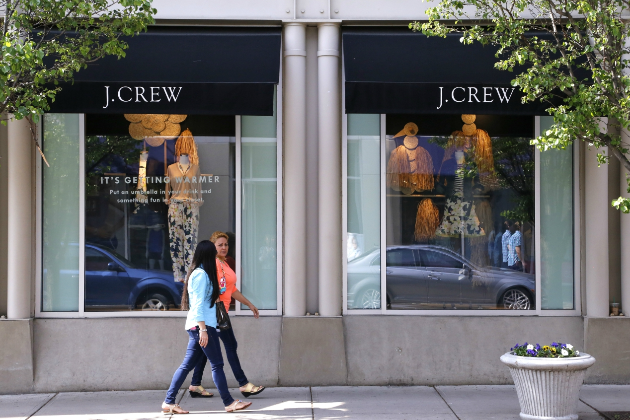 J. Crew Group completed it exit from bankruptcy under new ownership, challenges remain for the ailing J.Crew brand that's losing its luster.