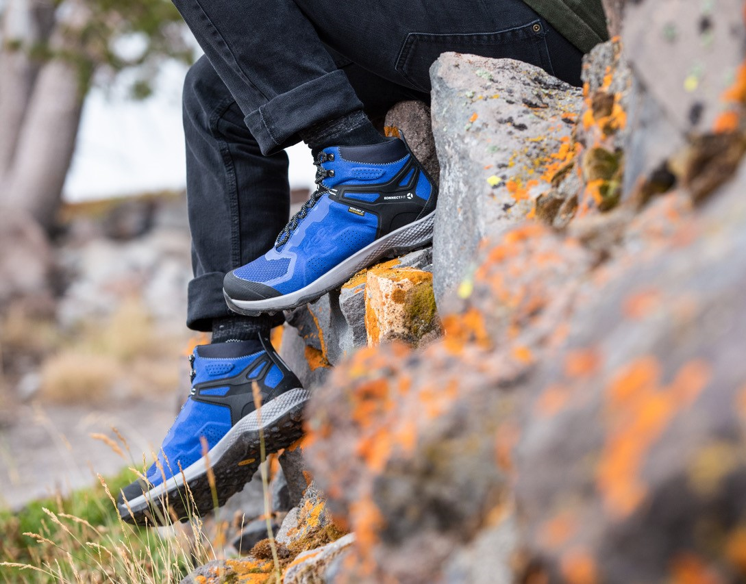 Keen's Explore Waterproof Boot is one of many outdoor and hiking shoes gaining more popularity as more shoppers enjoy the outdoors.