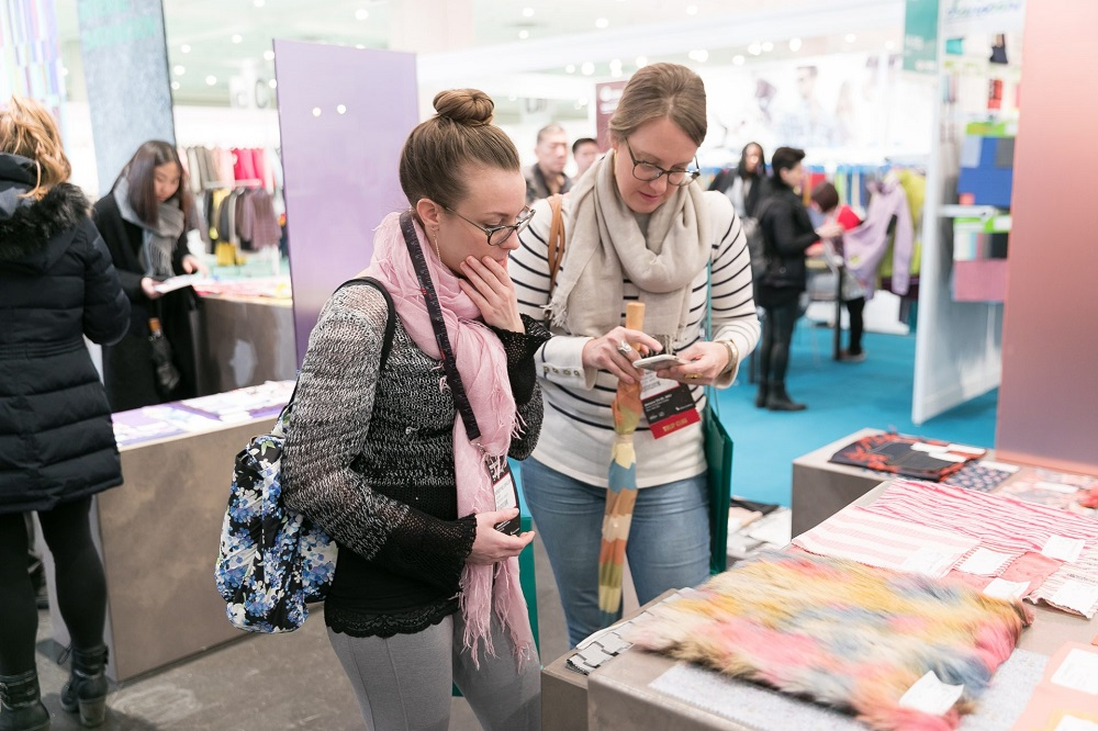 Messe Frankfurt North America is bridging the gap between physical and virtual events at January's Texworld and Apparel Sourcing shows.