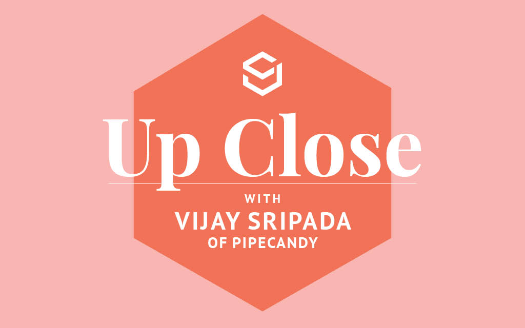 In this Q+A, PipeCandy's Vijay Sripada explains his firm's developments in e-commerce data and why fashion should keep a wartime mentality.