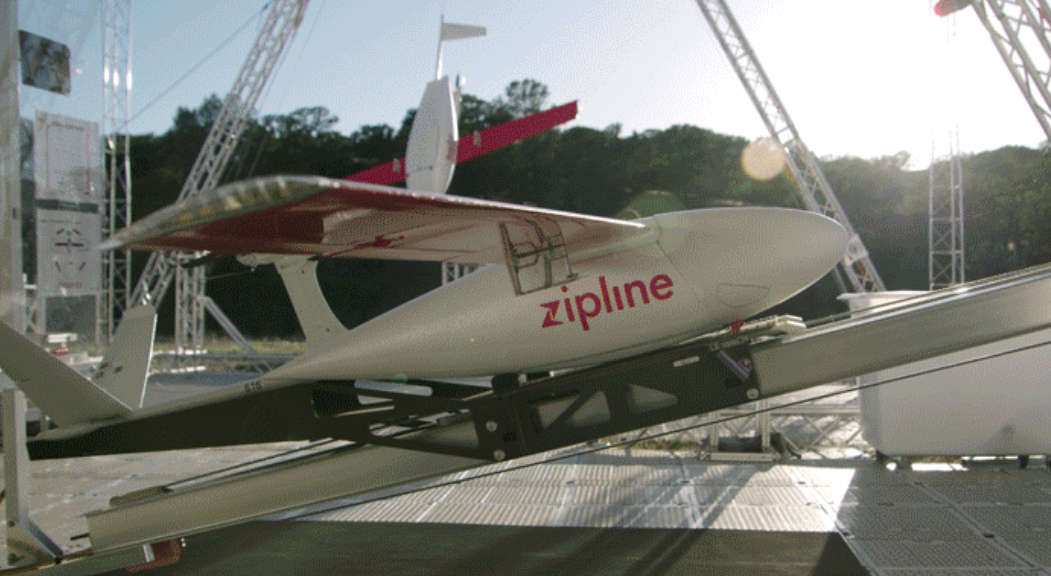 The drones will likely begin trialing deliveries in early 2021 near Walmart's headquarters in Bentonville, Ark., using Zipline's technology.