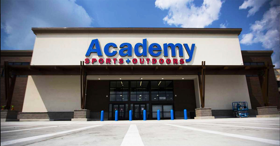 The Academy Sports and Outdoors retail chain filed a proposed initial public offering with the U.S. Securities and Exchange Commission.