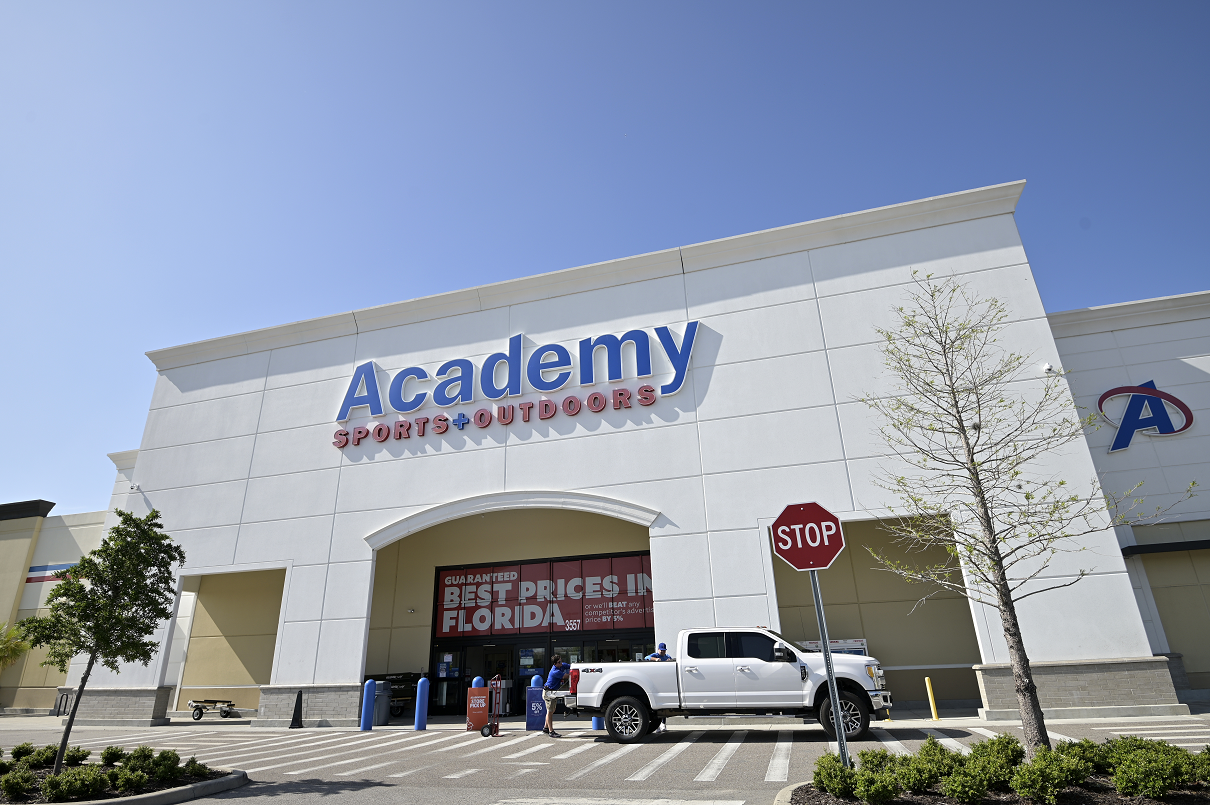 Retail chain Academy Sports + Outdoors has launched its initial public offering, offering 15.6 million shares of its common stock.