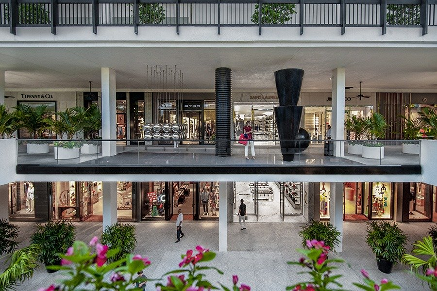 Saks Fifth Avenue fights back at a bid by Bal Harbour Shops, it landlord, to evict over a dispute connected to unpaid rent during COVID-19.