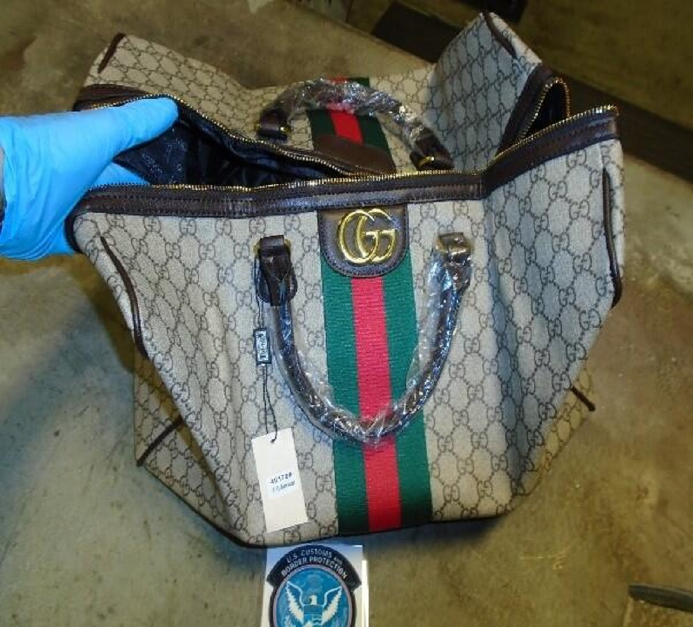 U.S. CBP officers in Louisville, Ky., intercepted shipments worth more than $3.7 million in counterfeit designer brand goods last week.