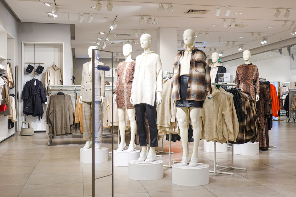 Retail market intelligence platform Edited explained the importance of data, technology and seasonless collections for fast fashion.