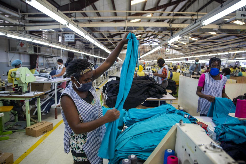The House extended the Caribbean Basin Trade Partnership Act until 2030, benefiting apparel and textile trade with garment-producing Haiti.