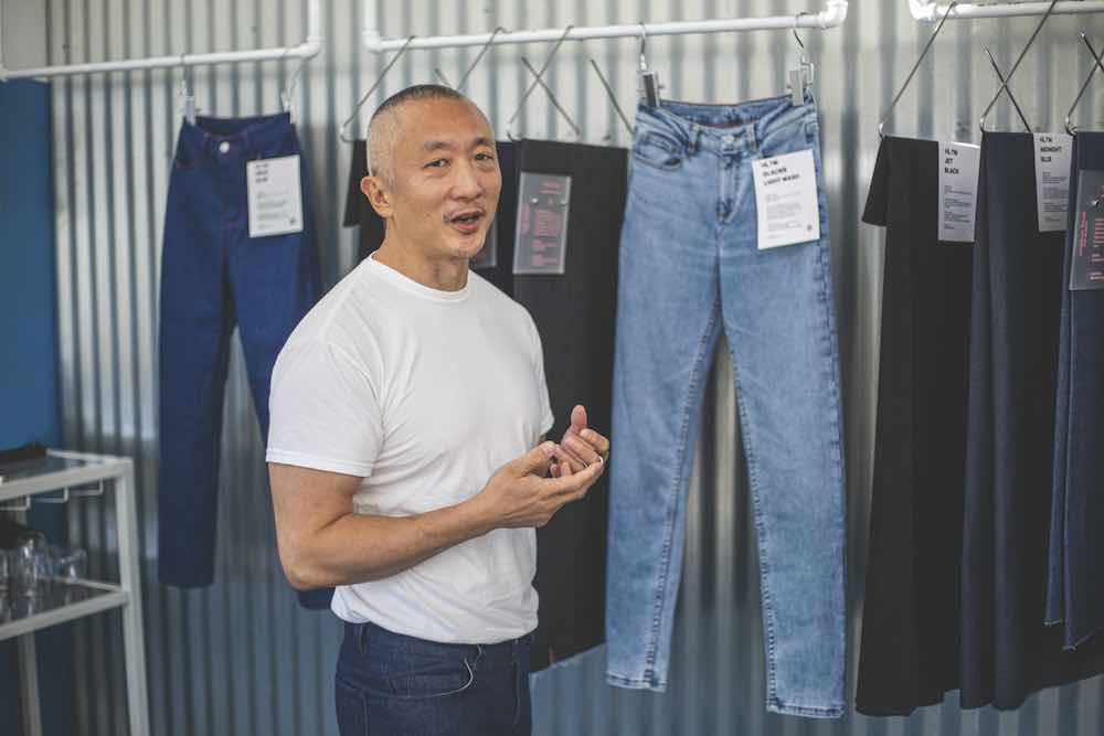 Custom denim startup Unspun announced Thursday that former Levi's head of global design Jonathan Cheung has joined its advisory board.