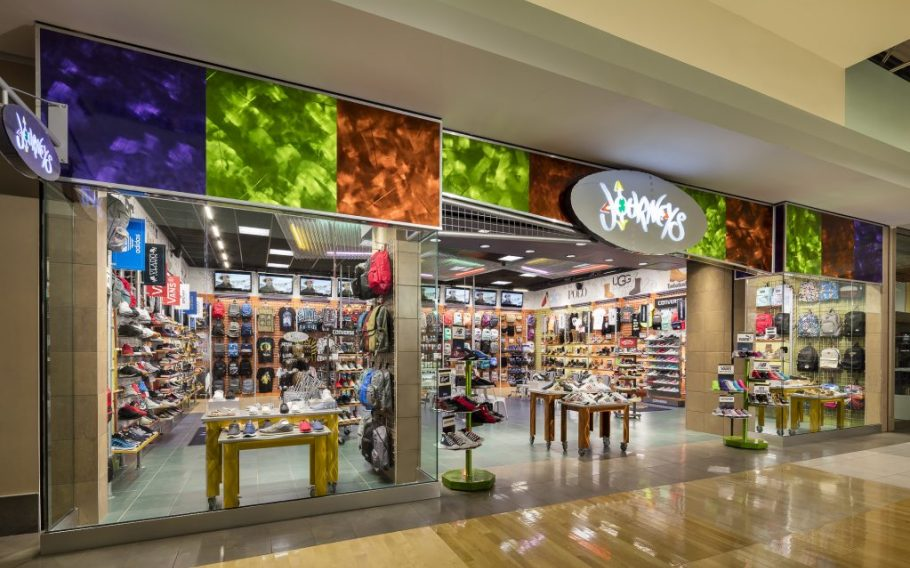 Genesco, parent of shoe brands Journeys, Johnston and Murphy and Schuh, said second-quarter net sales declined 20 percent to $391 million.