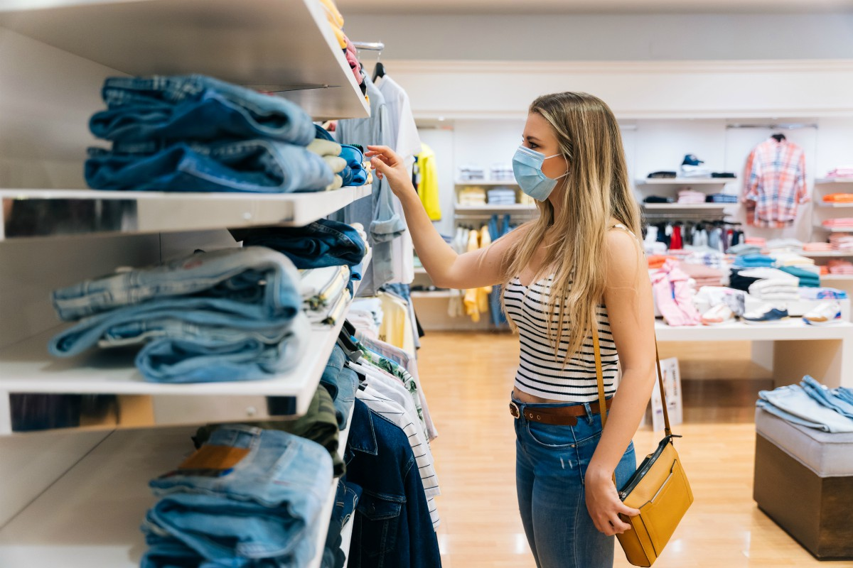 Don't expect U.S. apparel retail sales to rebound to pre-crisis levels any time soon, McKinsey analysts cautioned Wednesday.