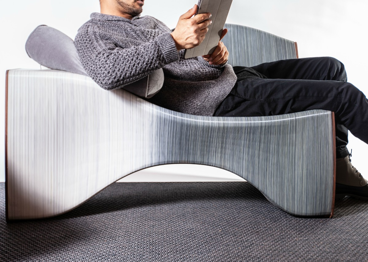 In this C-Suite report, Model No. CEO Philip Raub talks about newness in home textiles and sustainability.