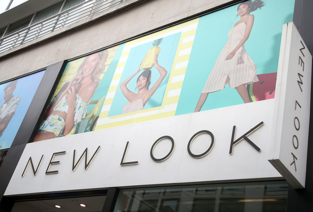 If New Look's unsecured creditors don't approve of the fashion retailer's CVA proposal, the company may have to liquidate its assets.