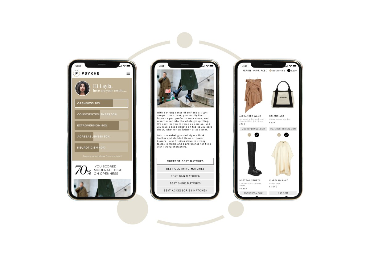 Luxury distributor MadaLuxe Group's new investment arm SLS Journey made its first seed investment in the shopping startup app Psykhe.
