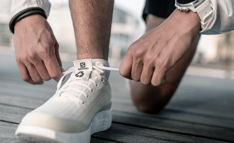 Two shoe companies—Swiss brand On Running and French label Salomon—have announced fully recyclable performance running shoes.