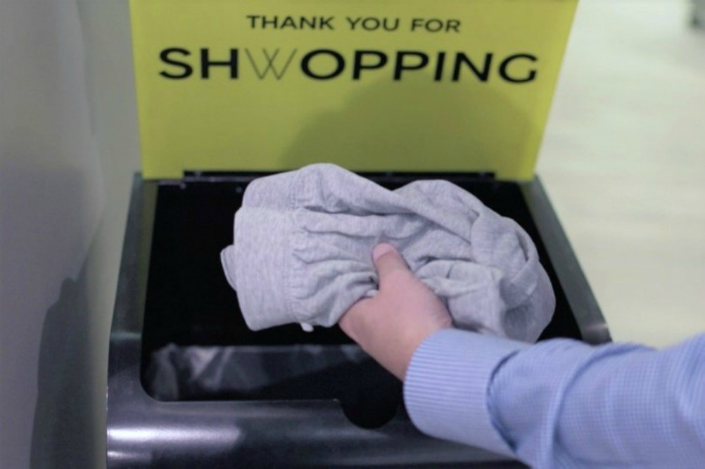 U.K. retailer Marks and Spencer is restarting its popular apparel recycling scheme, dubbed Shwopping, which benefits global charity Oxfam.