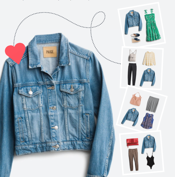 In a virtual fireside chat, Stitch Fix CEO Katrina Lake said the personal styling firm can take more share in a shrinking apparel market.