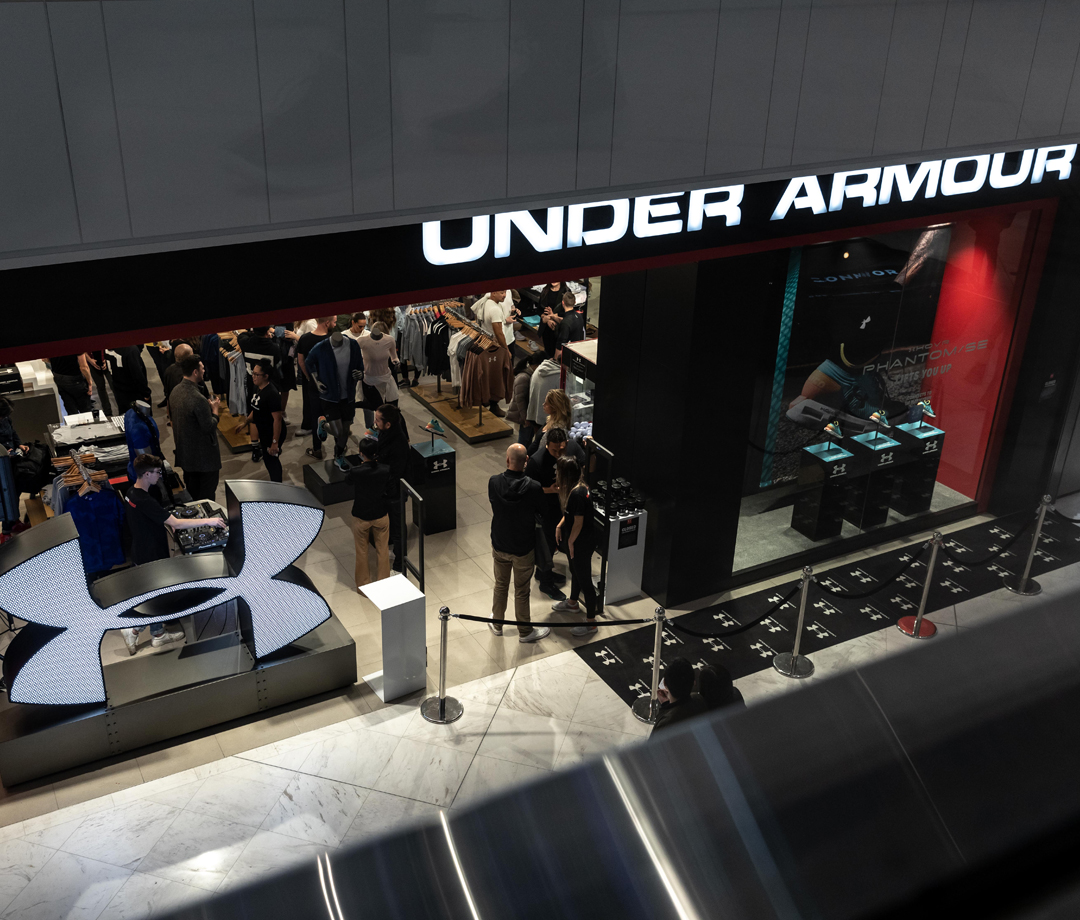 Under Armour reported 600 new corporate job cuts and costs related to existing some leases as the coronavirus pandemic upends its business.