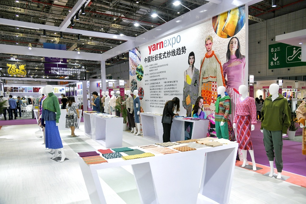 As one of the first yarn fairs since the coronavirus pandemic, Yarn Expo helped international and Chinese firms source quality fabrics.