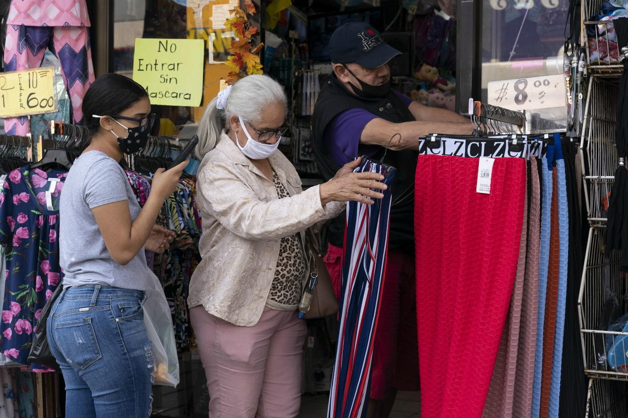 Apparel and accessories led September's 1.9% climb in US retail sales, indicating that American consumers are still resilient post-Covid-19.