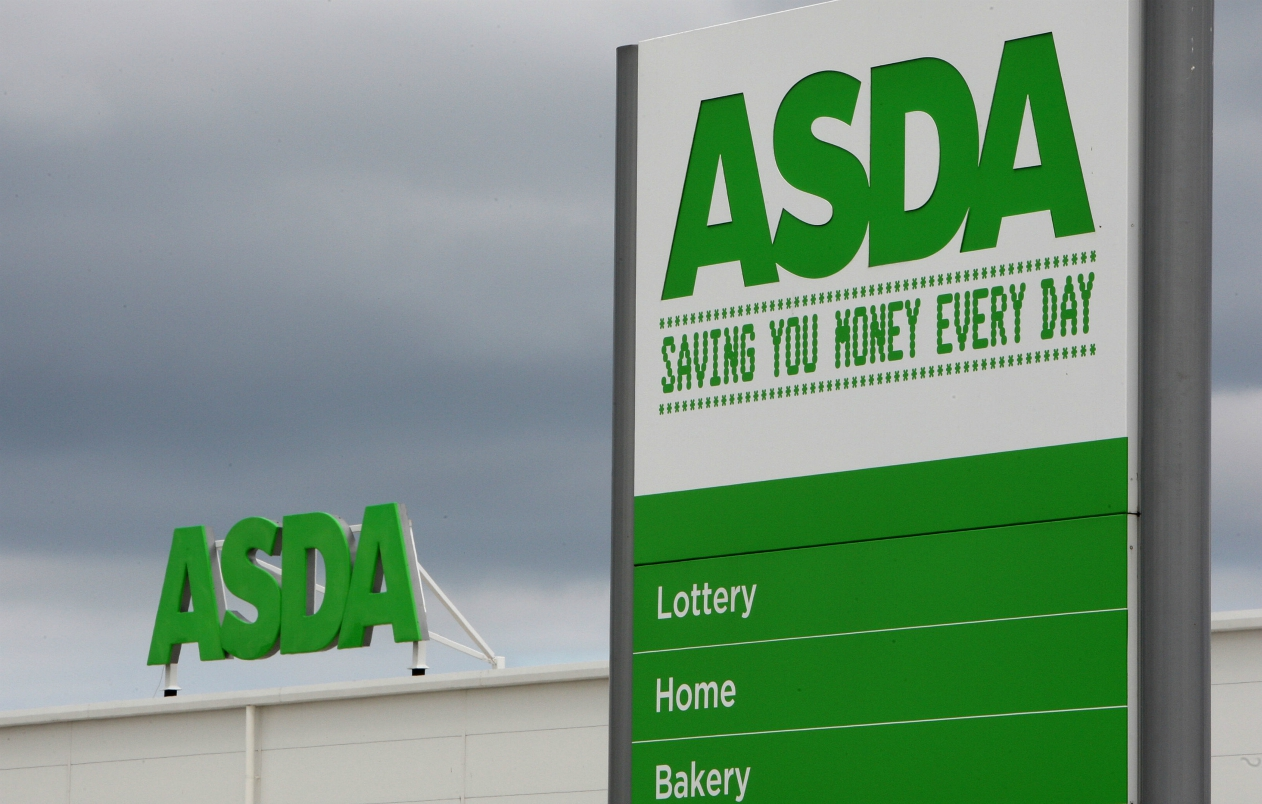 Walmart sells majority stake in British grocery chain Asda as it shifts attention to India and possible joint venture with Tata Group.