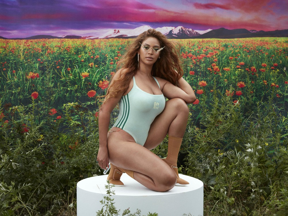 Adidas and Beyoncé's Ivy Park debut second collaboration