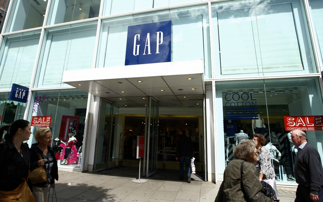 Gap rethinks its European business model, eying an asset-light approach that could include store closures as it taps franchise partnerships.