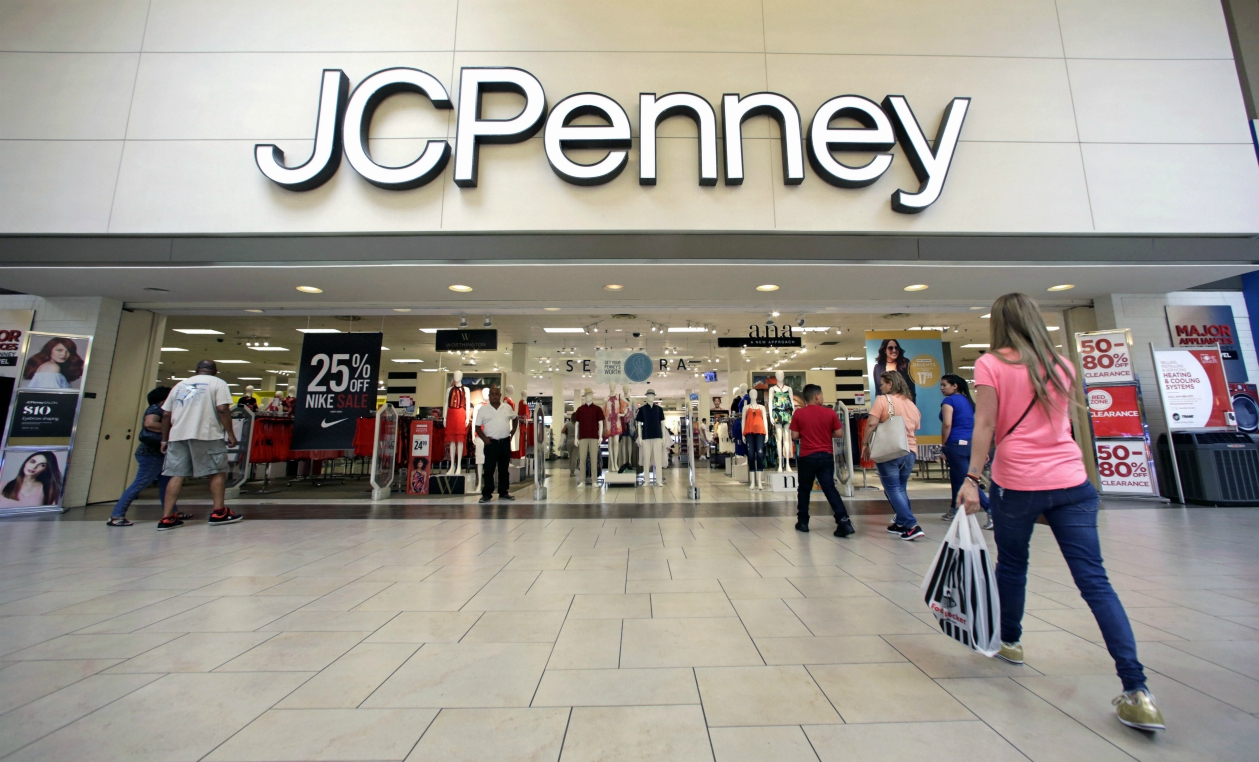 J.C. Penney requested a Chapter 11 bankruptcy case extension amid ongoing lender negotiations, though its fate could be known next week.
