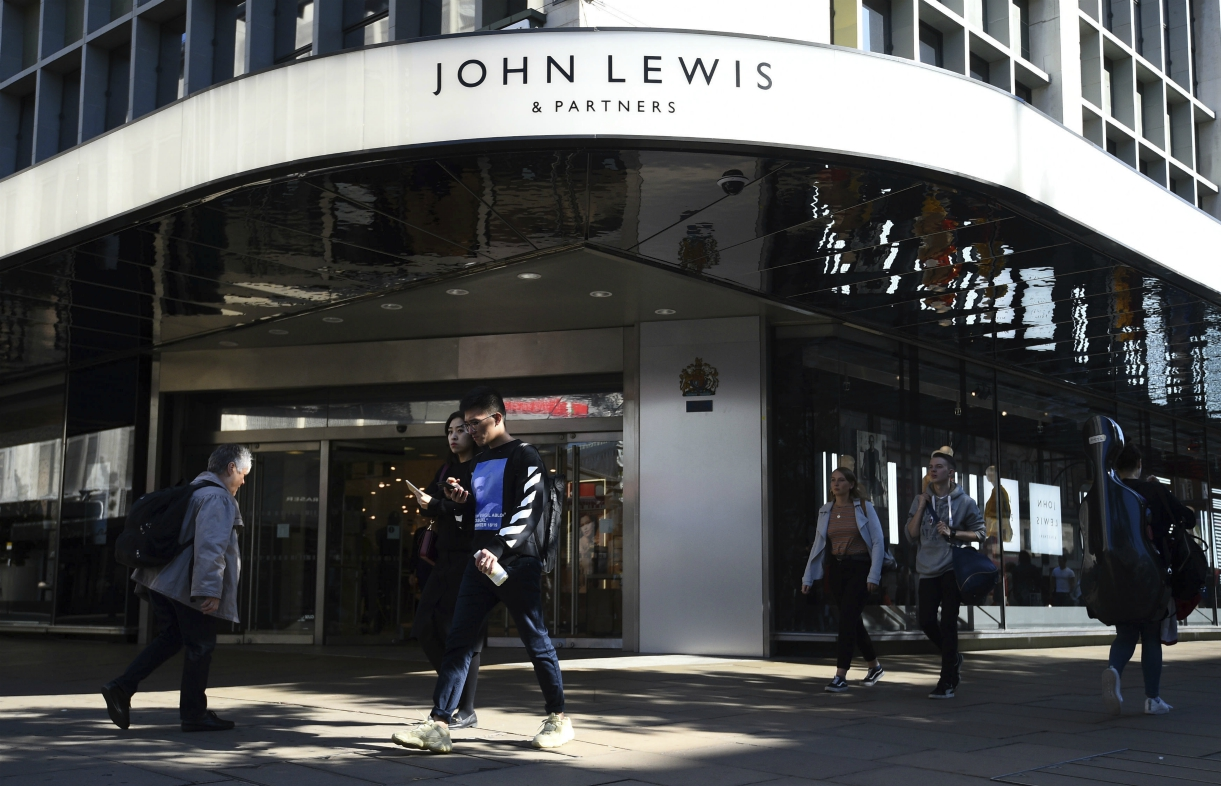 John Lewis got Westminster City Council okay to cut its Oxford St. store space by 40%, with plans to convert the square footage to offices.