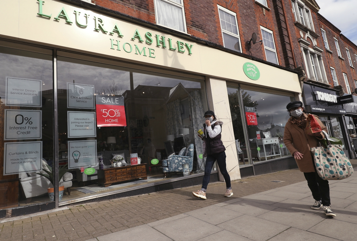 Laura Ashley Home is set to re-launch in spring 2021 through a partnership between new owner Gordon Brothers and licensee NEXT plc.