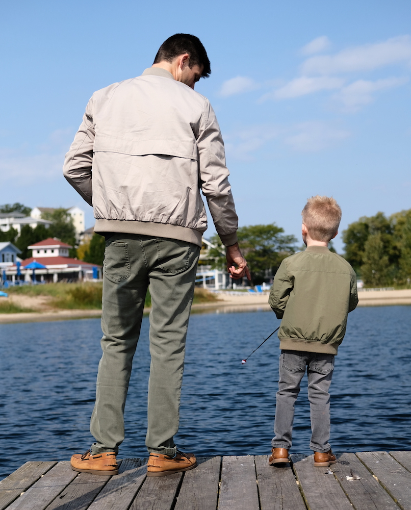 Men's brand Mugsy Jeans is sizing down its comfort-focused, high-stretch denim constructions this fall for its first-ever kids' line.