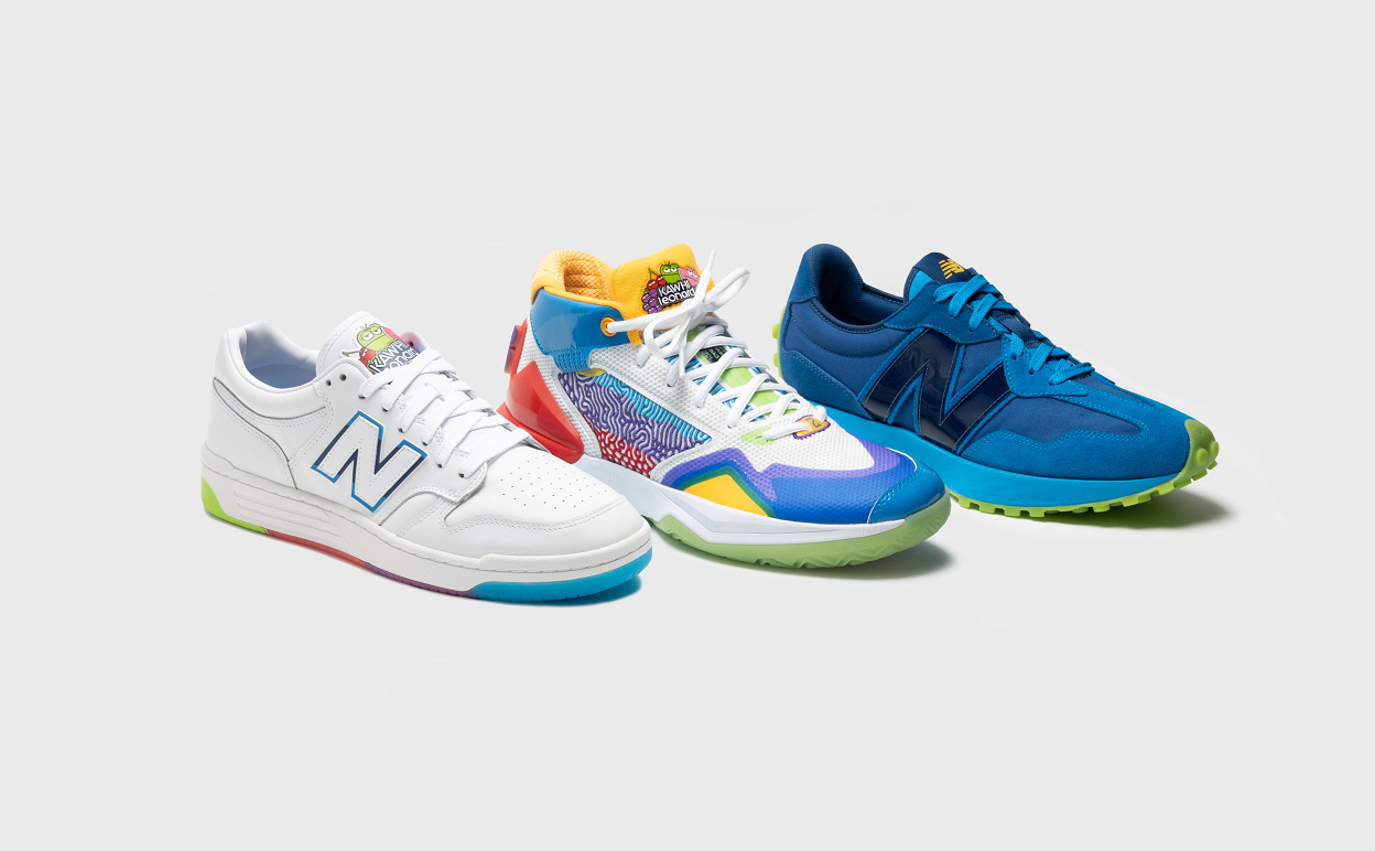 New Balance is deploying cloud-based applications from retail tech provider Aptos across its operations in both North America and Europe.