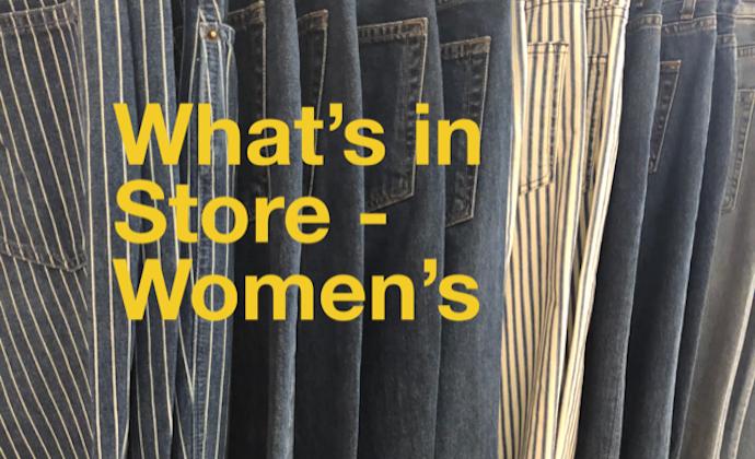What's In Store CIB Women's