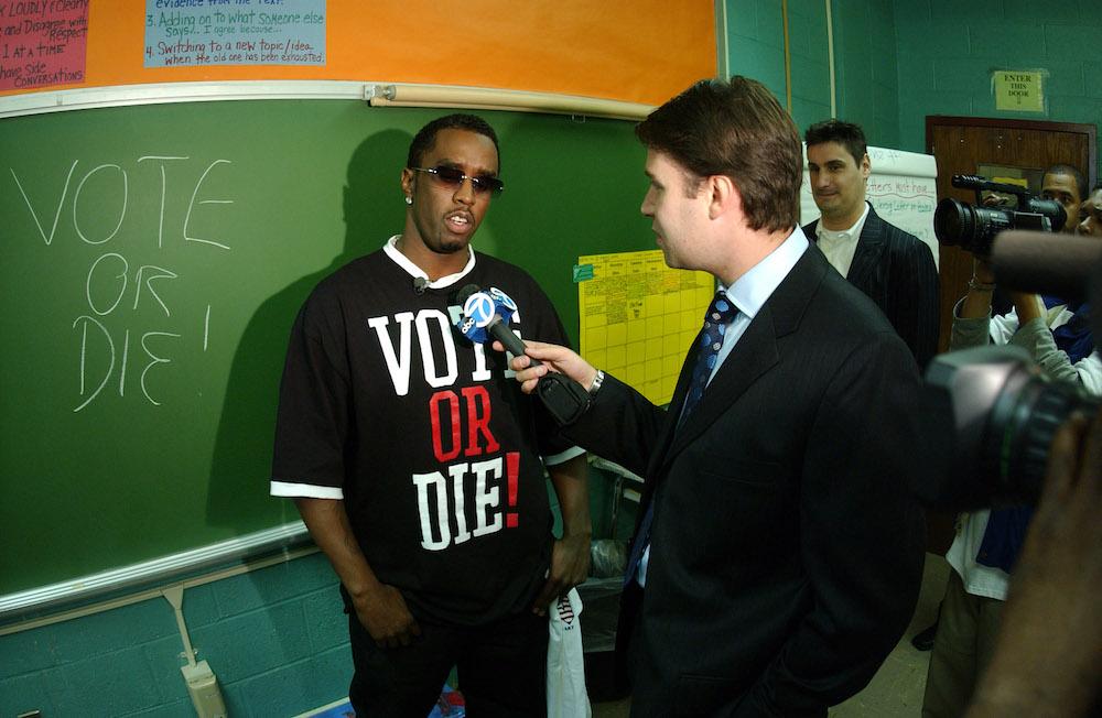 Sean John Resurrects 'Vote or Die'