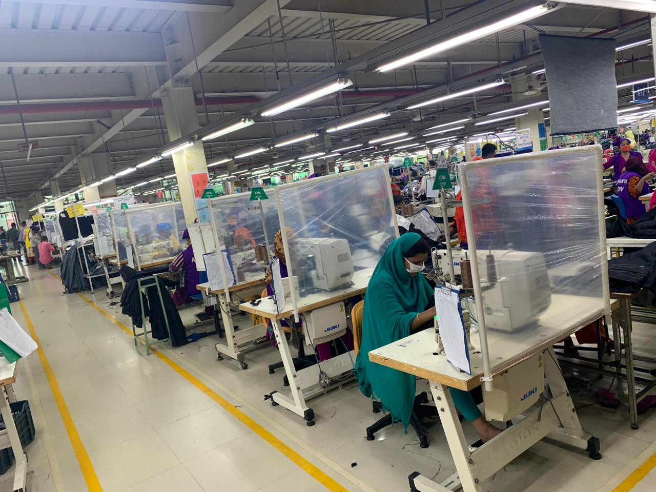 With funding in place and a new managing director, the RSC seeks united oversight for Bangladesh's hundreds of garment-producing factories.