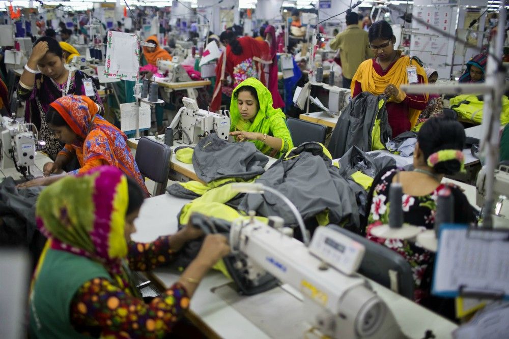 More than 70,000 garment workers in Bangladesh are estimated to have been laid off amid the ongoing Covid-19 crisis.