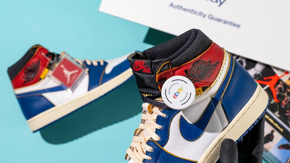 On Monday, eBay announced a new Authenticity Guarantee for sneakers sold on its U.S. site, providing assurances to resale shoe buyers.