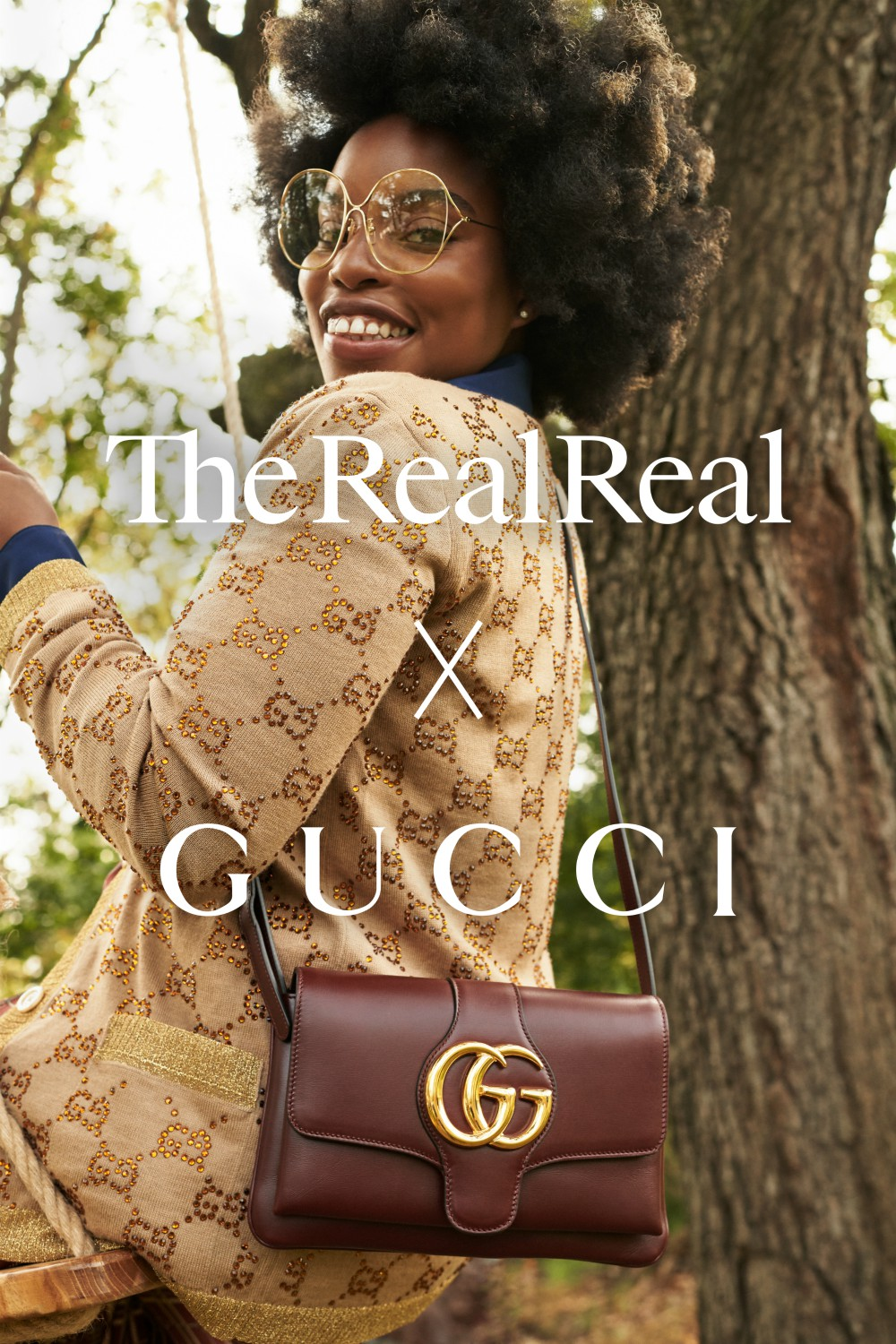 Gucci now has a dedicated fashion resale shop on luxury consignment platform The RealReal, an effort to encourage circular shopping.