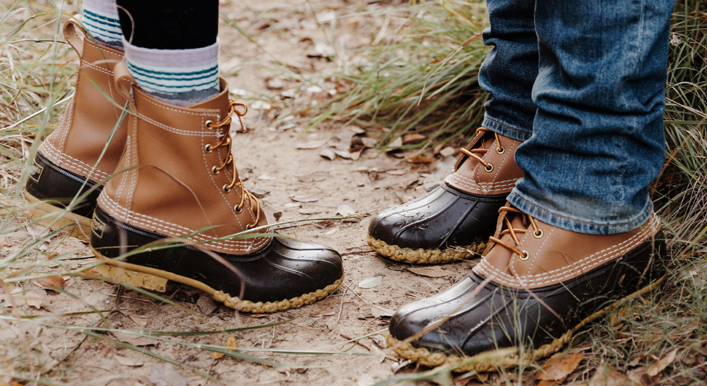 L.L. Bean partnered with Zappos to sell its outdoor footwear and apparel, including the iconic Bean Boot, on the massive e-commerce site.