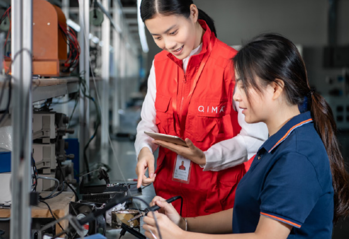 Apparel quality control solutions provider Qima launched the Qimaone mobile app to enhance supply-chain transparency and visibility.