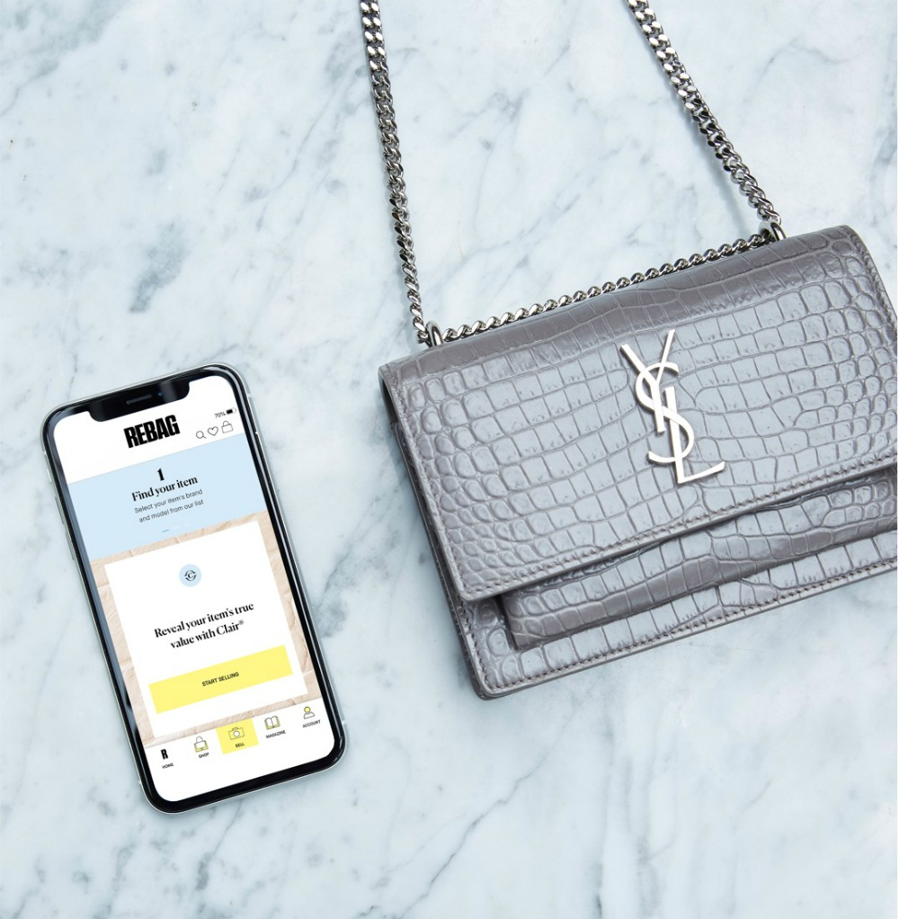 The Clair report from Rebag, a luxury handbag and accessory resale platform, details the sector's most valuable brands and products.