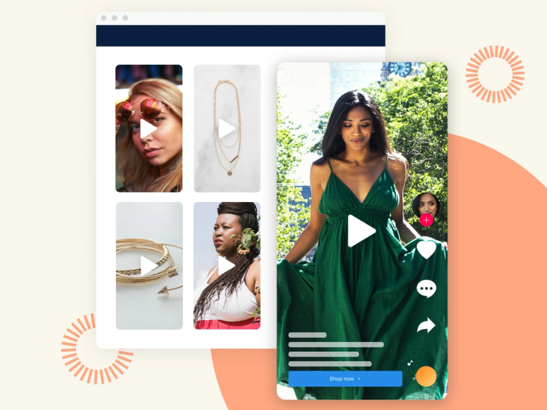 TikTok is partnering with Shopify to gives more than 1 million merchants the chance to capitalize on viral ads and reach younger audiences.