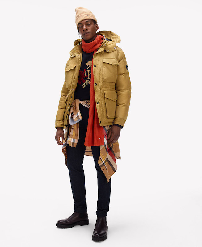 Buying trends for fashion's Fall/Winter 20-21 puffer coats are following the same course as loungewear: basic, minimal and sustainable.