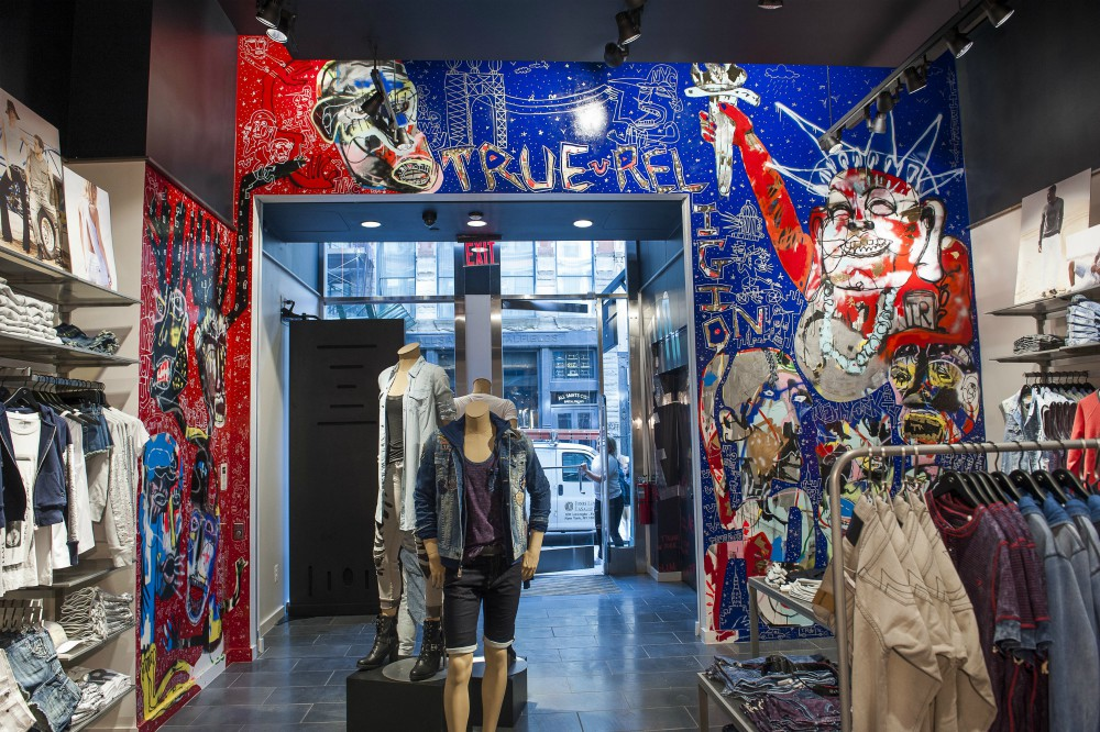 Denim retailer True Religion emerged with a reorganization plan for Chapter 11 bankruptcy.