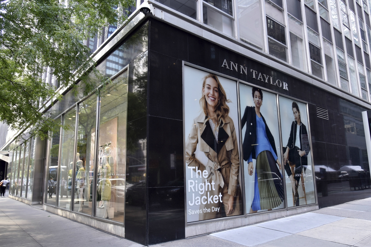 Ann Taylor and Ann Taylor Loft are part of Sycamore's $540M deal for the brands still a part of Ascena Retail Group's remaining assets.