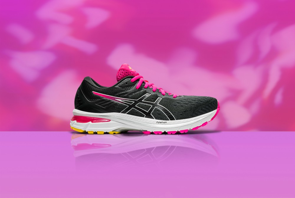 """In addition to triple-digit online growth, Asics saw """"several promising trends"""" in the performance running and athleisure categories."""