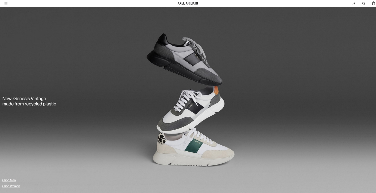 """Eurazeo Brands invested $66.1 million in luxury sneaker brand Axel Arigato, citing fashion's """"premiumization and casualization trends."""""""