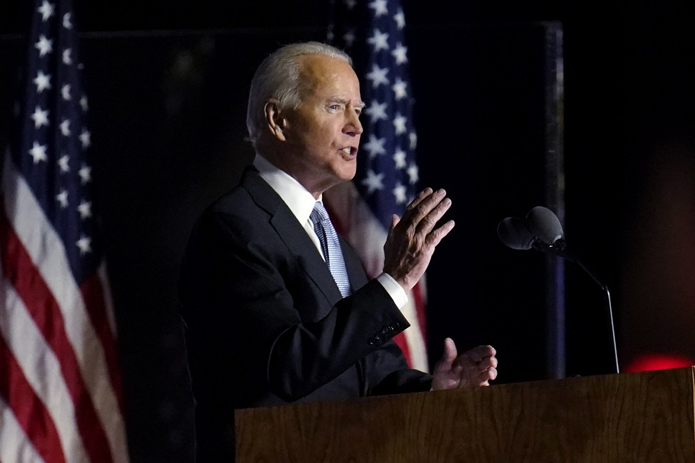 Joe Biden's election as U.S. president portends a turn in the right direction for several key issues, many influential industry groups said.