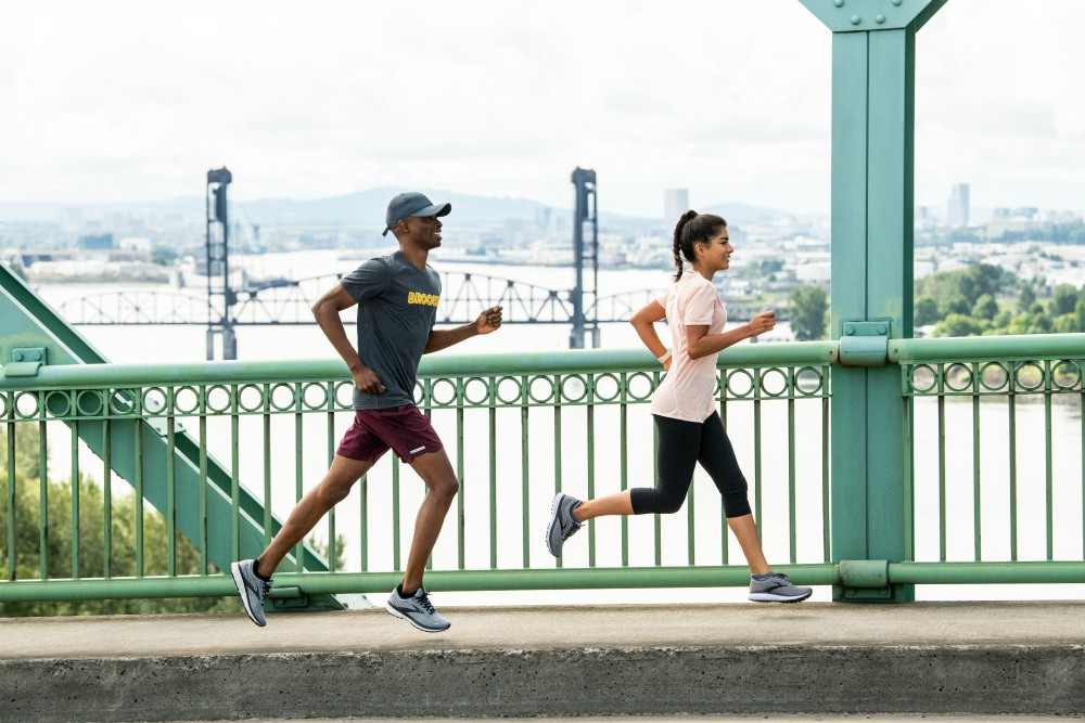 Seattle-based Brooks Running expects 2020 revenue to rise 27 percent, thanks to more people taking to jogging since the Covid-19 pandemic.