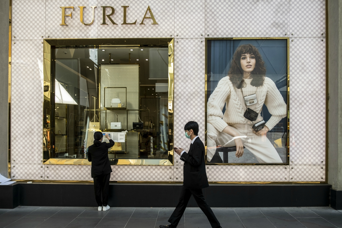 Furla USA will close four stores in shopping malls operated by Simon Property Group—Boston, Miami, Cypress, Tex. and on Long Island in N.Y.